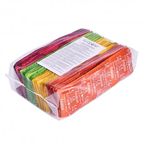 Preservatifs multi-fruits