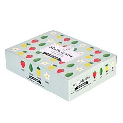 Preservatifs multi-fruits en boîte